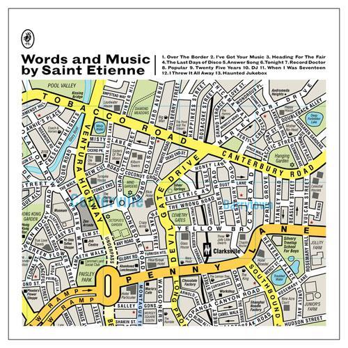 Saint Etienne - Words and Music by Saint Etienne