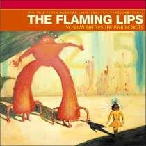 עטיפת Yoshimi Battles the Pink Robots של הפליימינג ליפס, אותה אייר קוין.